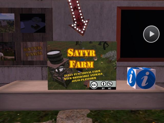 SatyrFarm - OpenSimWorld